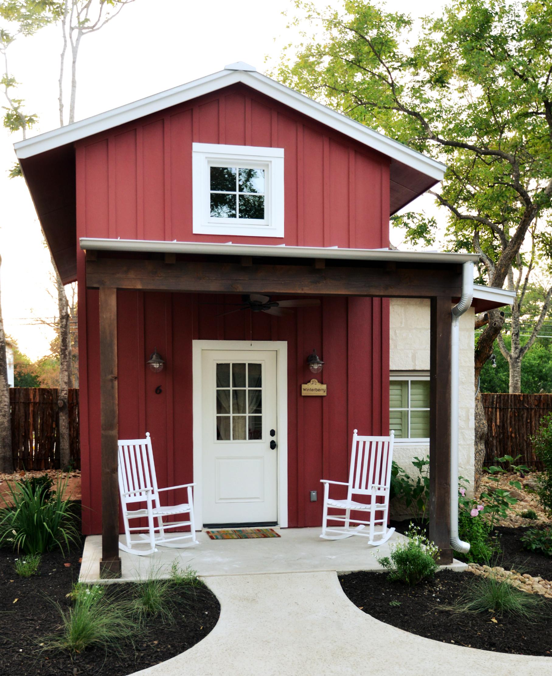 winterberry cottage | sugarberry inn bed & breakfastsugarberry inn
